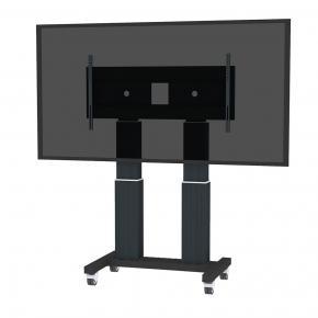 "Image for product 'Newstar PLASMA-M2600BLACK Flat screen TV floor stand [1x 250 kg, 70 - 120"", 400x200/ 1200x600mm]'"