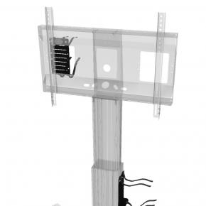 Image for product 'Newstar PLASMA-M2PCHLDR PC Holder for 2500 series (on VESA bracket) and 2250 series (on column)'