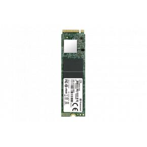 Image for product 'Transcend TS1TMTE110S 110S SSD [1TB, PCIe M.2, 3D NAND, TRIM, 1700/1500 MB/s, 160K/ 140K IOPS]'