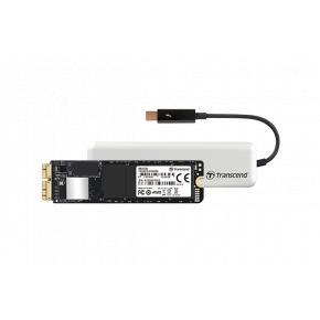 Image for product 'Transcend TS240GJDM855 JetDrive 855 SSD Upgrade Kit for Mac [240GB, Thunderbolt, 1600 MB/s, White]'