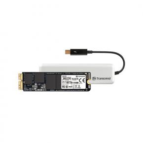 Image for product 'Transcend TS480GJDM825 JetDrive 825 SSD Upgrade Kit for Mac [480GB, Thunderbolt, 10Gbps, 950MB/s]'