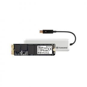 Image for product 'Transcend TS480GJDM855 JetDrive 855 SSD Upgrade Kit for Mac [480GB, Thunderbolt, 1600 MB/s, White]'
