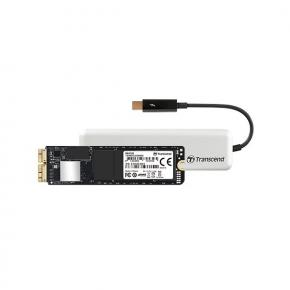 Image for product 'Transcend TS960GJDM855 JetDrive 855 SSD Upgrade Kit for Mac [960GB, Thunderbolt, 1600 MB/s, White]'