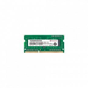 Image for product 'Transcend TS256MSK64V8N SO-DIMM [2GB, DDR3, 1333 MHz, CL11, 1.5v, 1Rx8, 256Mx8]'