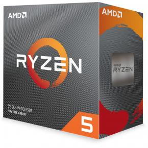 Image for product 'AMD 100-100000031BOX Ryzen™ 5 3600 [AMD AM4, Ryzen, 3.6/ 4.2Ghz 6-Core HT, DDR4, Wraith, 65W]'