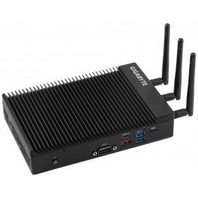 Image for product 'Gigabyte GB-EKi3M-7100 Slim Barebone [Intel® i3-7100U,2.40GHz, SO-DIMM DDR4, M.2, USB3.1 Gen2, 15W]'