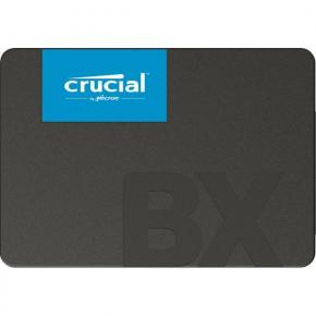 "Image for product 'Crucial CT120BX500SSD1 BX500 SSD [120GB, 2.5"", 7mm SATA3 6Gbps, 540/ 500 MB/s]'"