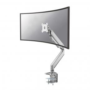 """Image for product 'Newstar NM-D775SILVER Flat screen desk mount TV Clamp [16 kg, 10 - 49"""", 100x100 mm, Silver]'"""