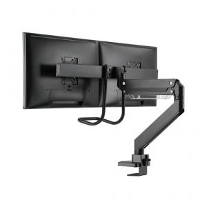 """Image for product 'Newstar NM-D775DXBLACK Flat screen desk mount TV [Clamp, 8 kg, 10 - 32"""") 100x100 mm, Black]'"""