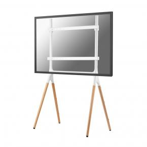 "Image for product 'Newstar NM-M1000WHITE Flat screen floor stand TV [40 kg, 37 - 75"", 200x200/ 600x400 mm, White]'"