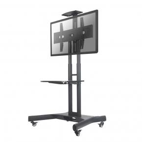 "Image for product 'Newstar NM-M1700BLACK Flat screen/ TV floor stand [45 kg, 32 - 75"", 200x200/ 600x400 mm, Black]'"