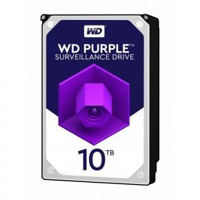 "Image for product 'Western Digital WD82PURZ Purple HDD [8TB, 3.5"", SATA 6Gb/s, 256MB, 7200 rpm]'"
