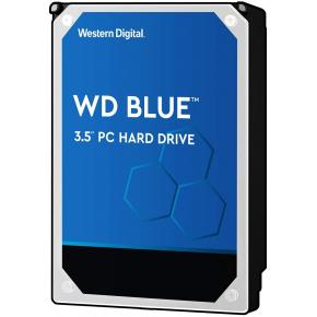"Image for product 'Western Digital WD60EZAZ Blue HDD [6TB, 3.5"", SATA3, 6 Gbps, 5400RPM, 256MB, 180 MB/s]'"