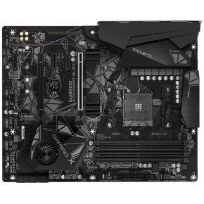 Gigabyte X570 GAMING X (rev. 1.0) [ATX, AMD, Socket AM4, Ryzen, 4x DIMM DDR4, M.2, USB3.2]