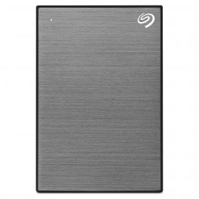 Image for product 'Seagate STHN1000405 Backup Plus Slim HDD [Extern, 1 TB, USB3.2 Gen1, 5 Gbps, Grey]'