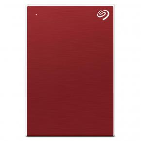 Image for product 'Seagate STHP4000403 Backup Plus Portable HDD [Extern, 4 TB, USB 3.2 Gen 1, 5 Gbps, Red]'