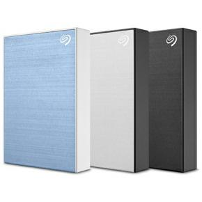 Image for product 'Seagate STHP5000401 Backup Plus Portable HDD [Extern, 5 TB, USB3.2 Gen 1 Type-A, 5 Gbps, Silver]'