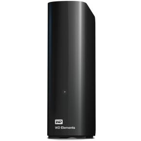Image for product 'Western Digital WDBWLG0100HBK-EESNWD Elements Desktop Storage HDD [Extern, 10TB, USB3.0, Black]'