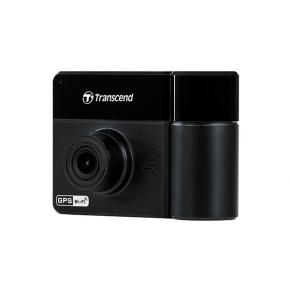 """Image for product 'Transcend TS-DP550A-64G DrivePro™ 550 Dual-lens dash-cam [WiFi, Micro-USB, 2.4"""" LCD, 1080p, H.264]'"""