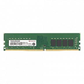 Image for product 'Transcend TS256MLH64V4X [2GB, DDR4 2400, U-DIMM, CL17, 1.2v, 1Rx16, 256Mx16]'