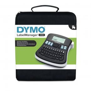 Image for product 'Dymo S0964070 LabelManager 210D QWERTY [Thermal transfer, 180 x 180 DPI, 12 mm/sec, Black,Grey, LCD]'