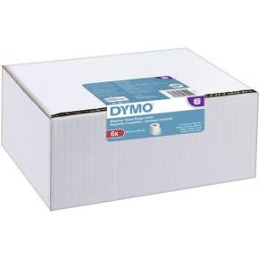 Image for product 'Dymo 2093092 LabelWriter Shipping Label [101 x 54 mm 6-Pack, 1320 labels, Paper, Permanent, White]'