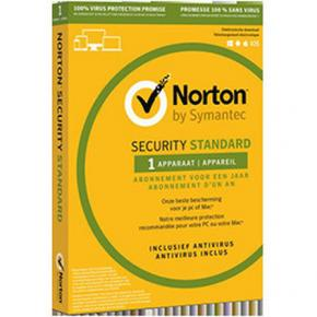 Image for product 'Norton / Symantec 21384854 Norton Security Standaard 1-Device 2jaar (Non-subscription) (digital'