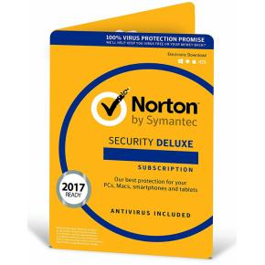 Image for product 'Norton / Symantec 21384844 Norton Security Deluxe 5-Devices 3jaar (Non-subscription)'