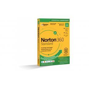Image for product 'Norton / Symantec 21397343 Norton 360 Standard 1-Device + 10GB Cloudopslag 1jaar (Non-subscription)'