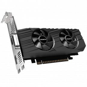 Image for product 'Gigabyte GV-N1650OC-4GL Nvidia GeForce GTX 1650 OC Low Profile [4GB, GDDR5, 128 bit, 128 GB/s, 300W]'