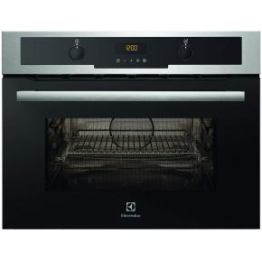 Image for product 'Electrolux EMT38219OX Built-in Microwave Oven With Grill [Antifingerprintl, Stainless Steel]'