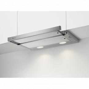 Image for product 'Electrolux EFP6500X Cooker Hood [Stainless Steel, 200-400m3p/h, 60cm, halogeen]'