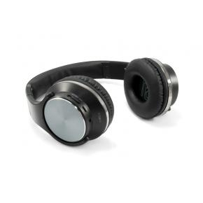 Image for product 'Conceptronic CHSPBTNFCSPKB Wireless Bluetooth Headset Speaker [Binaural, Digital, Black]'