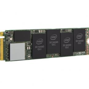 Image for product 'Intel SSDPEKNW512G8X1 660 SSD series [512 GB, PCIe3.0 M.2, 3D2 QLC, 1500 MB/s, 220K IOPS]'