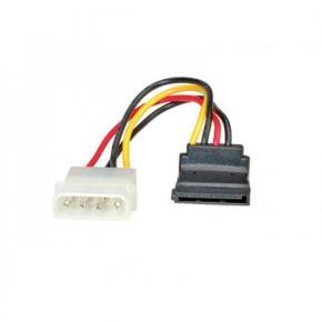 Image for product 'ADJ 320-00083 SATA Power Cable [ATX 4-Pin -> SATA 15-pin, M/F, BLISTER]'