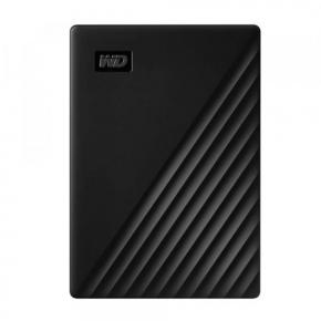 Image for product 'Western Digital WDBYVG0010BBK WD My Passport [1TB, portable HDD, Black]'