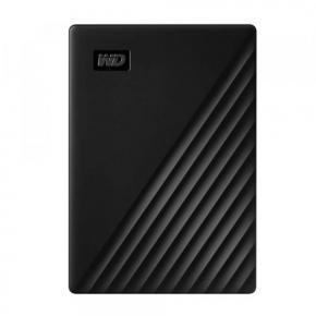 Western Digital WDBYVG0010BBK WD My Passport [1TB, portable HDD, Black]