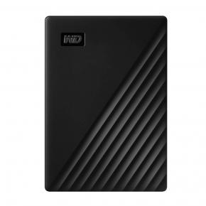 Image for product 'Western Digital WDBYVG0020BBK WD My Passport [2TB, portable HDD, Black]'