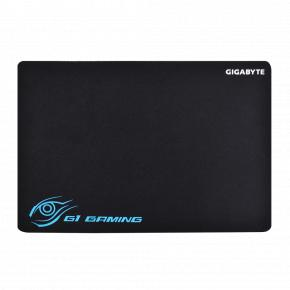 Image for product 'Gigabyte GP-MP100 MP100 Gaming Mouse Pad [Fabric,Rubber, Black, Monotone]'