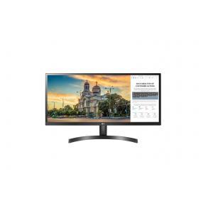 "Image for product 'LG 34WL500-B.AEU 34WL500-B UltraWide HDR Monitor [34"" LED, 2560x1080 pixels, IPS, HDR10, 5ms, Black]'"
