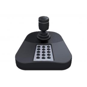Image for product 'LevelOne CAS-4204, Control panel/ Joystick [USB, 3D PTZ, Black]'