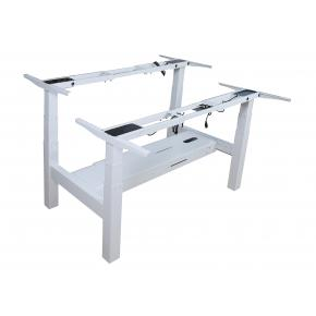 Image for product 'Equip 650831 ERGO Face to Face Electric Sit-Stand Desk Frame [Table frame, Metal, 1600 mm, White]'