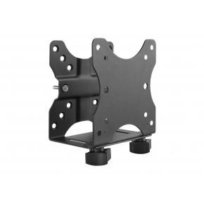 Image for product 'Equip 650890 CPU mount bracket/ Under desk Universal CPU holder [5 kg, Steel, Black]'