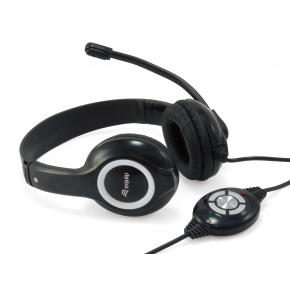 Image for product 'Equip 245301 Gaming Headset [USB, Head-band, Binaural, Digital, Black]'