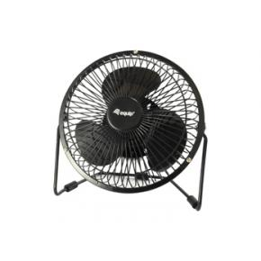 Image for product 'Equip 245420 Desktop USB Cooling Fan [6 inch, Adjustable speed, Black]'