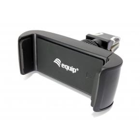 Image for product 'Equip 245430 Air Vent Car Holder for Phone, Mobile phone/Smartphone [Passive holder, Black]'