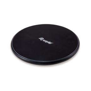 Image for product 'Equip 245501 Wireless Charger [USB, 10W, Indoor, Black]'