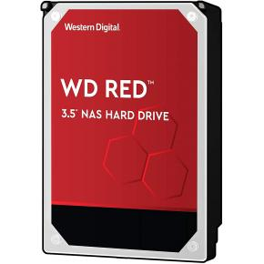 "Image for product 'Western Digital WD40EFAX NAS RED HDD [4TB, 3.5"", SATA3, 256MB, 5400 RPM, 150 MiB/s, 4.5W]'"