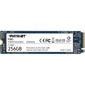 "Image for product 'Patriot P300P256GM28 P300 SSD [256GB, M.2 2280, PCIe NVMe Gen3 x 4, 1700/1100 MB""s, 290K IOPS, 2W]'"