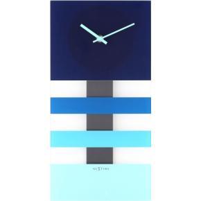 Image for product 'NeXtime 2855bl Bold Stripes [38x19 cm, Blue]'